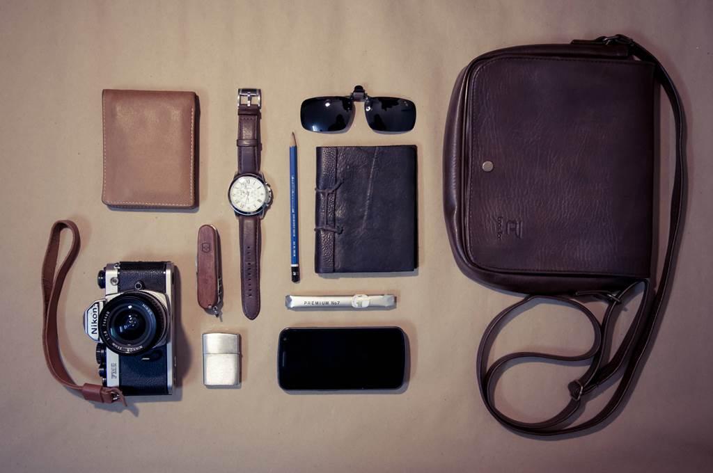 In my bag - Jan 14